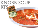 SOUP - KNORR Ready to Serve 4x2.5Lt