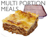 MULTI PORTION MEALS