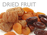 FRUIT DRIED