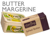 BUTTER / MARGERINE