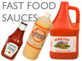 FAST FOOD SAUCES