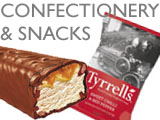 CONFECTIONERY AND SNACKS