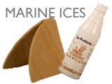 MARINE ICES - Luxury Ice Cream