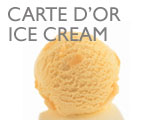 CARTE D'OR ICE CREAM